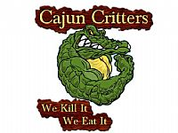 Cajun Critters team badge